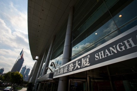 Börse Shanghai