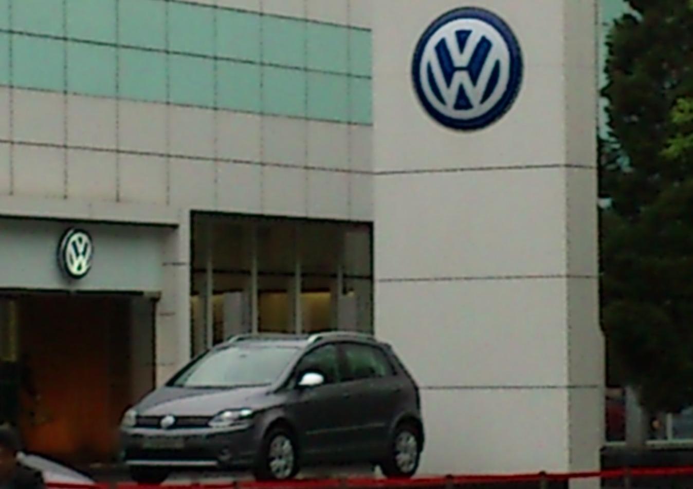 VW-Zentrale in Peking