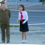 Nordkoreas Vorzeigestadt Pjöngjang