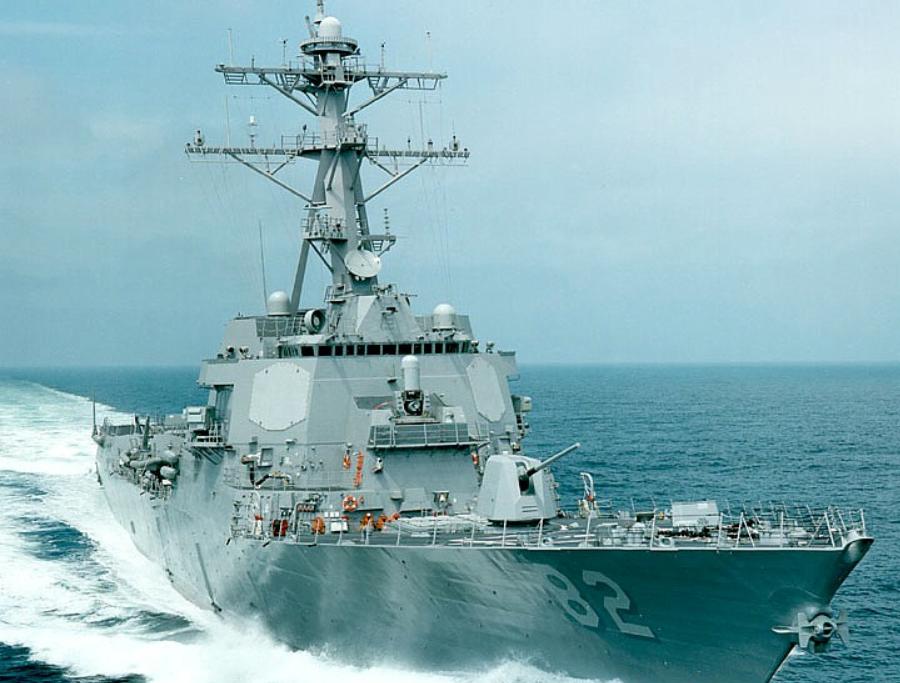 USS Lassen (Foto der US-Marine)